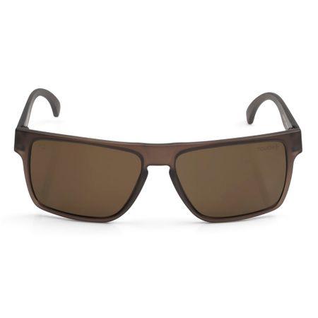Óculos de Sol Touch Masculino Marrom - T0021J4036