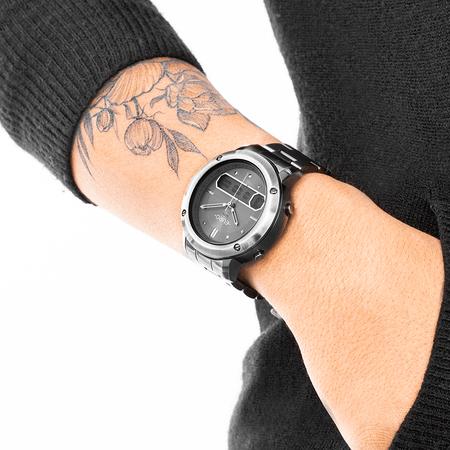 Relógio Euro Feminino Sporty Lux Grafite EUBJ3890AC/4F
