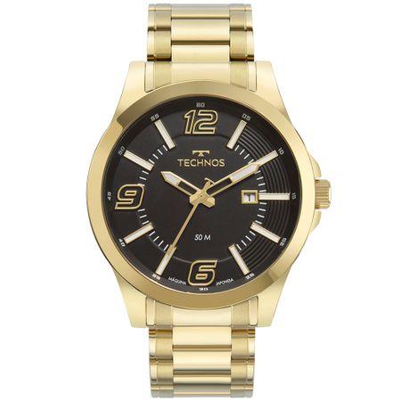 Relógio Technos Masculino Racer Dourado - 2115MWP/1P