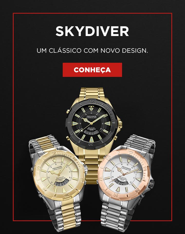 Lançamento - Skydiver