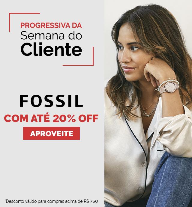 Semana do Cliente - Fossil