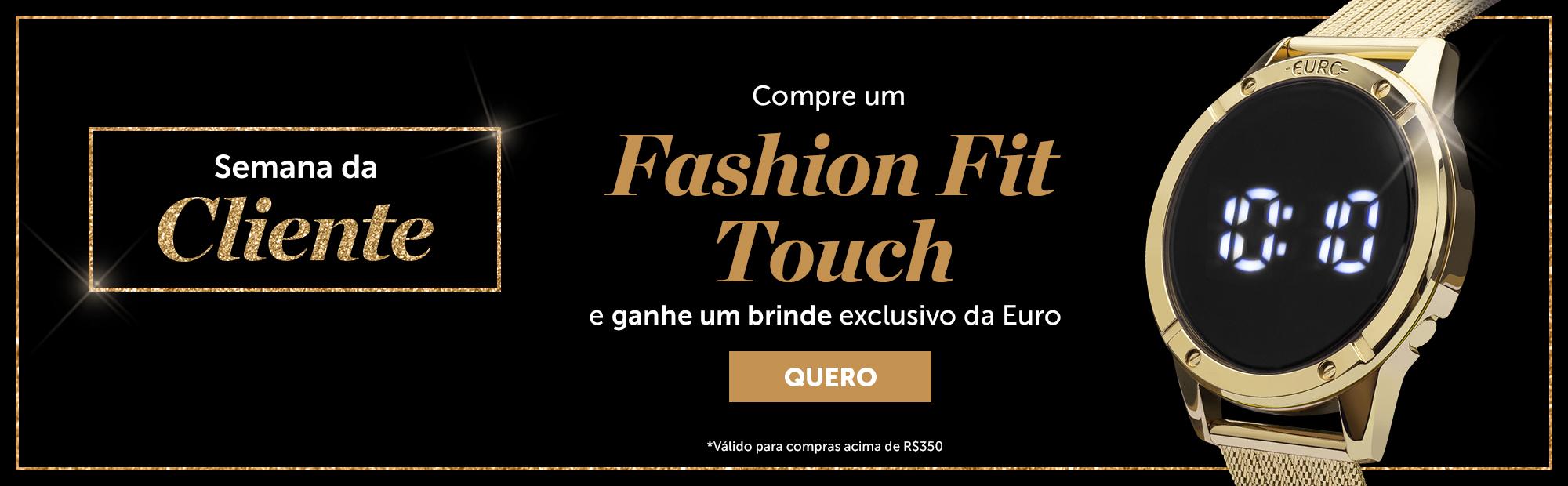 Semana do Cliente - FF Touch