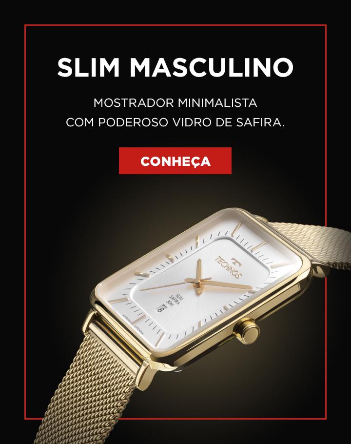 Slim Masculino