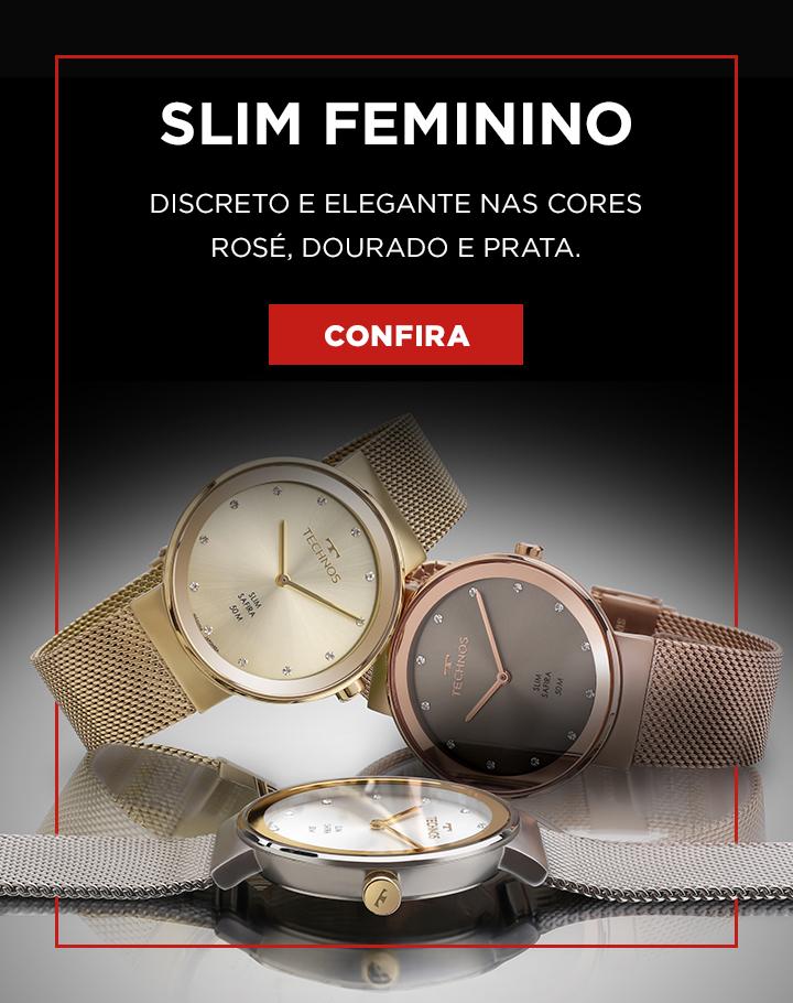 Slim Feminino